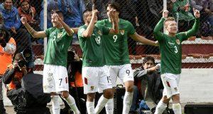 Bolivia vs Argentina: Skor 2-0