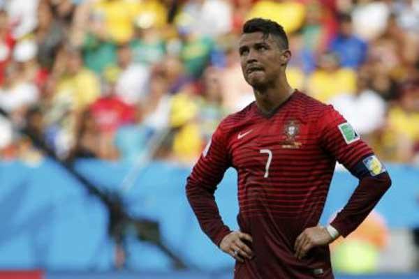Cristiano Ronaldo Bermain Lebih Sebentar Daripada Messi, Neymar, dan Suarez