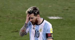Lionel Messi Akan Mendapat Sanksi Karena Bicara Kasar
