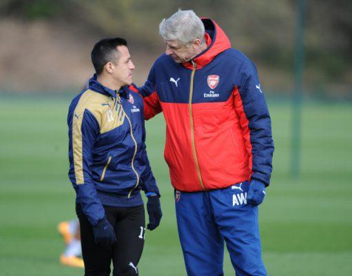 Arsene Wenger: Sanchez Tak Akan Dijual Ke Tim Rival