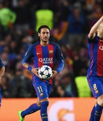 Barcelona Berniat Membalas Juventus