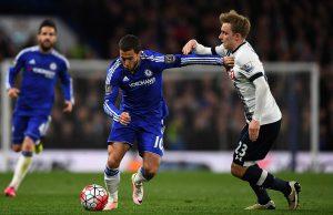 Chelsea (Hazard) VS Tottenham (Eriksen)