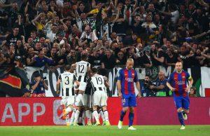 Cuplikan Juventus vs Barcelona 3-0 (1142017 Liga Champions)