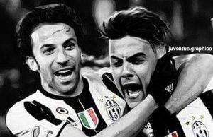 Dybala Butuh Lebih Banyak Gol Untuk Jadi Seperti Del Piero