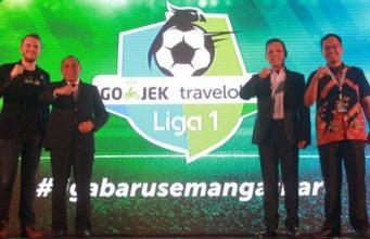 GO-JEK Indonesia Jadi Sponsor Utama Persija Jakarta