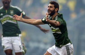 Gol terbaik di MLS adalah milik Diego Valeri