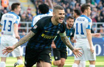 Hat-Trick Icardi Tak Cukup Untuk Inter (Fiorentina 5 – Inter 4)