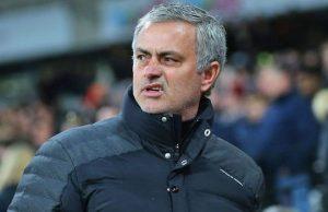 Jose Mourinho Frustrasi Dengan Striker MU