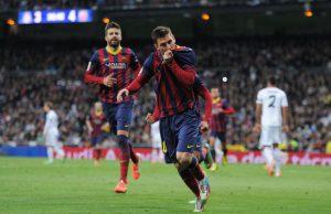Messi Menggetarkan Clasico, Barca Berada Di Puncak (Real Madrid 2 – Barcelona 3)