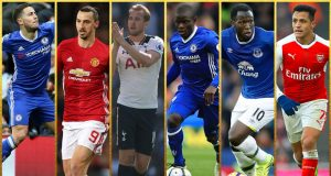 Para Nominasi PFA 'Player of the Year'