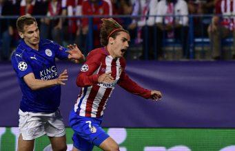Penalti Antoine Griezmann Tidak Adil Bagi Leicester