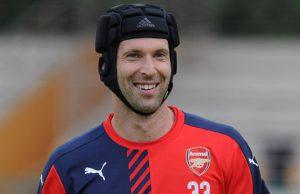 Petr Cech Nikmati Momen Menuju Final Piala FA Melawan Chelsea