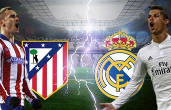 Real Madrid Akan Bertemu Atletico di Laga Semi Final Liga Champions