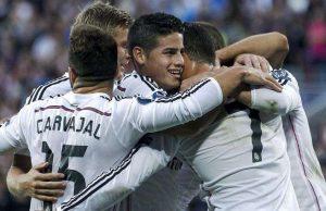 Real Madrid Kembali Di Puncak Klasemen La Liga