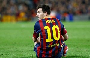 Selamat Datang Kembali Messi