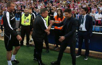 Simeone Bandingan Leicester City Mirip Seperti Atletico