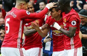 [Tonton] Cuplikan Pertandingan Manchester United vs Chelsea 2-0 (1642017 – Premier League)