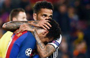 [Tonton] Neymar Menangis Barca Tereliminasi Dari Liga Champions