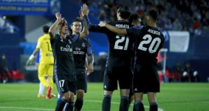 Tonton Ringkasan Pertandingan Real Madrid vs Leganes (4-2)