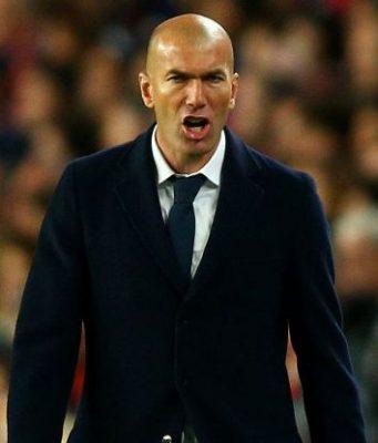 Zidane Berkata, Real Madrid Harusnya Lebih Pintar Hanya Dengan 10 Orang