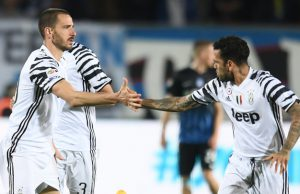 Alves dan Bonucci Rebut Gelar Coppa Italia (Juventus 2 – 0 Lazio