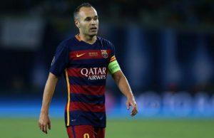 Andres Iniesta Tidak Yakin Akan Komitmen Kepada Barcelona