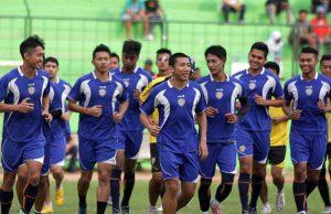 Arema FC Malang Tak Akan Ubah Gaya Permainan Bola Malangan