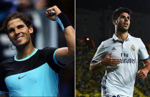 Asensio- Rafael Nadal Menyarankan Real Madrid Untuk Merekrut Saya