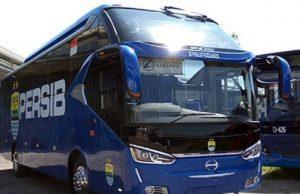 Bus Baru Persib Jadi Fasilitas Kece Untuk Maung Bandung