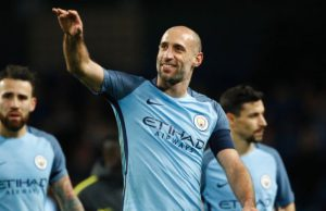 Champions League Aman Di Tangan Zabaleta (Man City 3 – 1 West Brom)