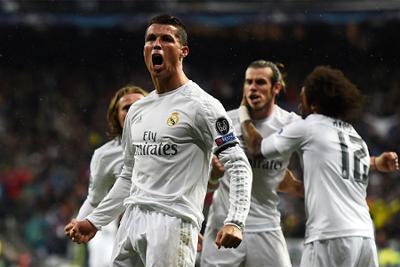 Cristiano Ronaldo Jadi Yang Pertama Kantongi 50 Gol di Champions League