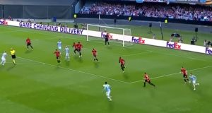 Cuplikan Pertandingan Manchester United vs Celta Vigo 1-0 (5/5/2017 – Europa League)