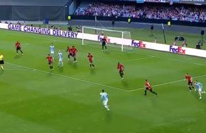 Cuplikan Pertandingan Manchester United vs Celta Vigo 1-0 (5/5/2017 – Europa League)