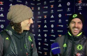 David Luiz: Meski Kami Seumuran, Saya Bermain Sebagai Fabregas di Game FIFA