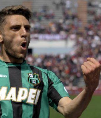 Domenico Berardi- Inter Ada Dalam Hati Saya