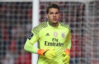 Ederson Moraes Menyiratkan Akan Pindah Ke Manchester City