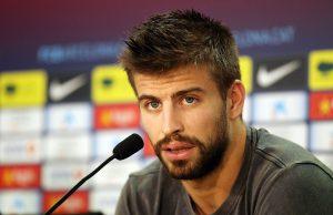 Gerard Pique Akui Kehebatan Juventus