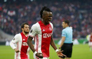 Gol Ganda Bertrand Traore Menyegat Lyon [Ajax 4 – Lyon 1]