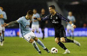 Gol Ganda Ronaldo Sisakan 1 Poin Ke Gelar LaLiga (Celta Vigo 1 – 4 Real Madrid)