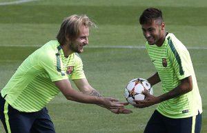 Ivan Rakitic Ingin Barcelona Menangkan Clasico Untuk Neymar