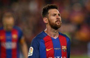Lionel Messi Menangkan Penghargaan Pichichi Ke Empatnya
