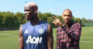 Mourinho Membuat Kesalahan Pada Paul Pogba, Ujar Thierry Henry