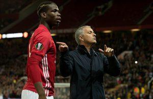Mourinho Salahkan Image Pogba Sebagai Pemain Termahal