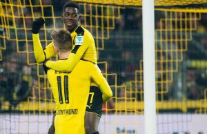 Ousmane Dembele Dorong Dortmund Ke Final DFB-Pokal