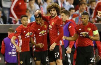 Rashford Sumbangkan Keunggulan Awal Untuk Game Kedua Semi Final Nanti [Man United 1 – Celta Vigo 0]