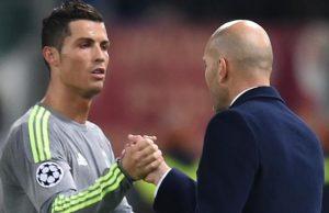 Ronaldo Puji Kepemimpinan Zidane Sehingga Real Madrid Bisa Menjuarai LaLiga