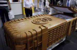 Sekarang Seseorang Dapat Dikubur Dalam Peti Mati Stadion Santiago Bernabeu Milik Real Madrid