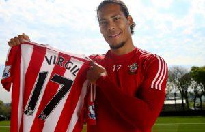 Southampton Menolak Tawaran £60 Juta Untuk Van Dijk