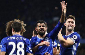 The Blues Makin Dekat Jadi Juara (Chelsea 3-0 Middlesbrough)