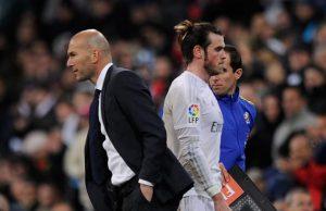 Zidane Tidak Yakin Jika Bale Akan Kembali